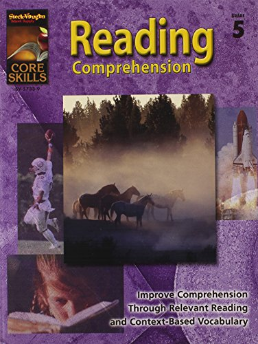 9780739857335: Core Skills: Reading Comprehension: Reproducible Grade 5