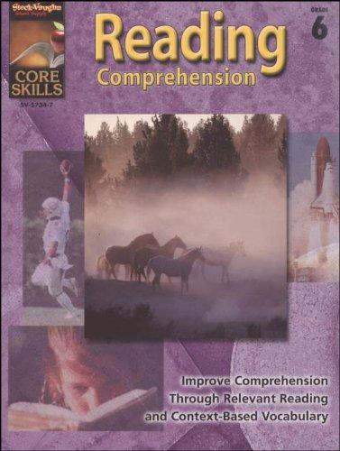 9780739857342: Core Skills: Reading Comprehension: Reproducible Grade 6