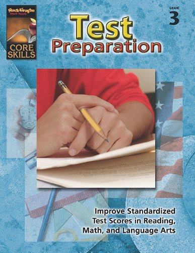 9780739857366: Core Skills: Test Prep: Reproducible Grade 3