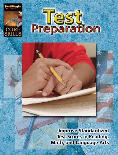 9780739857410: Core Skills: Test Prep: Reproducible Grade 8