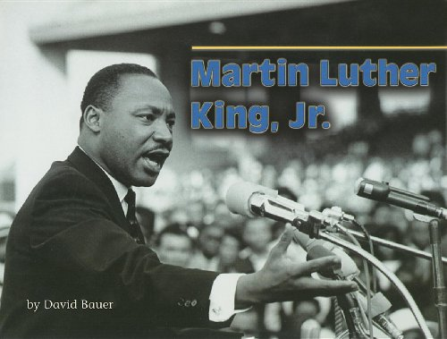 9780739859353: Martin Luther King, JR. (Shutterbug Books: Social Studies)