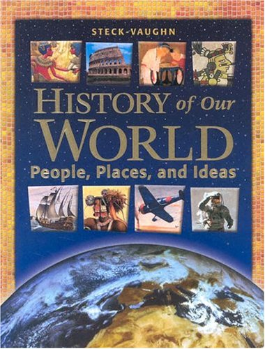 9780739860878: History of Our World: Modern World Volumes 2003