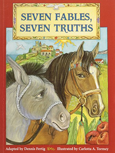 9780739861516: Steck-Vaughn Pair-It Books Proficiency Stage 6: Individual Student Edition Seven Fables, Seven Truths