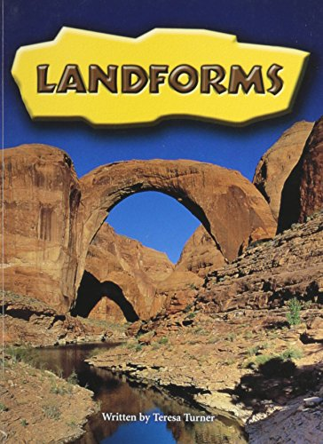 Steck-Vaughn Pair-It Books Proficiency Stage 6: Student Reader Landforms, Landforms (0739861646) by STECK-VAUGHN