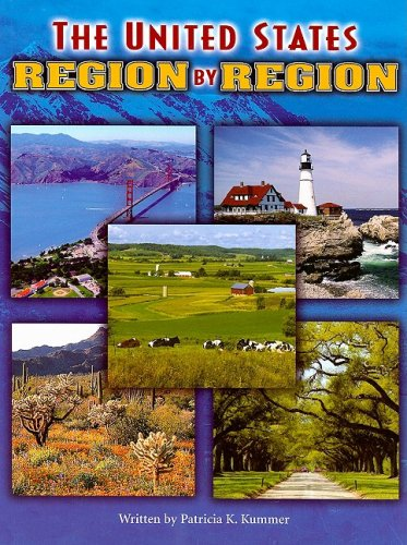Steck-Vaughn Pair-It Books Proficiency Stage 6: Student Reader United States: Region by Region, The...