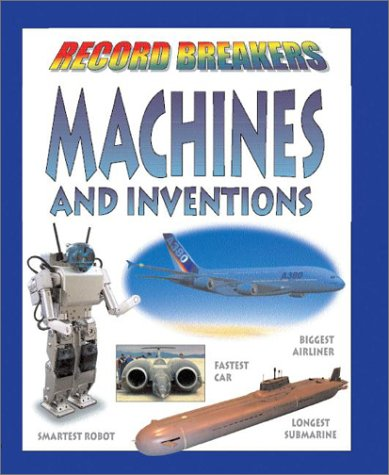 9780739863237: Machines and Inventions (Record Breakers)
