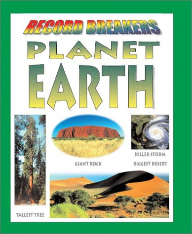 9780739863251: Planet Earth (Record Breakers)