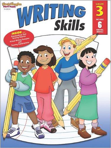 9780739865033: Writing Skills: Reproducible Grade 3