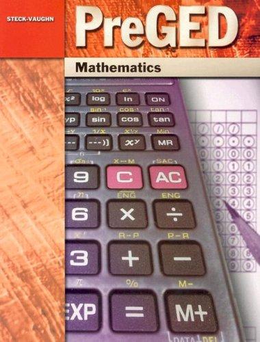 9780739866986: Pre-GED: Student Edition Mathematics