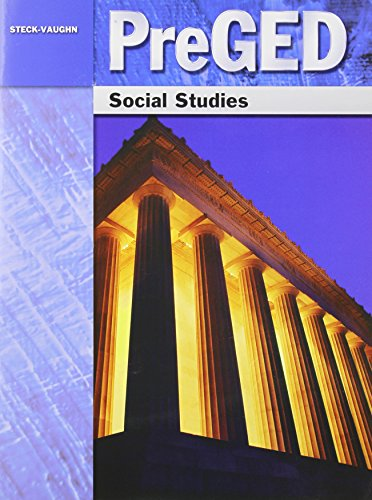 9780739866993: Pre-GED: Student Edition Social Studies