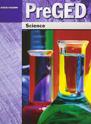 9780739867006: Pre-GED: Student Edition Science