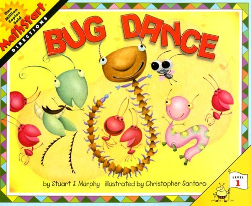 9780739867891: Great Source Mathstart: Student Reader Bug Dance (Mathstart: Level 1 (HarperCollins Paperback))