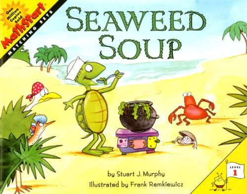 9780739867907: Seaweed Soup (Mathstart: Level 1 (HarperCollins Paperback))