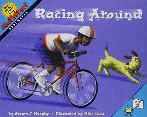 9780739867921: Great Source Mathstart: Student Reader Racing Around (Mathstart: Level 2 (HarperCollins Paperback))