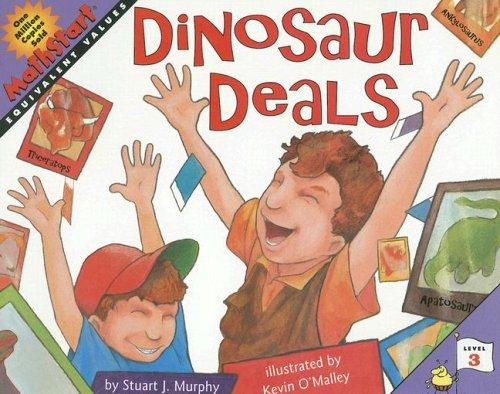 9780739867938: Great Source Mathstart: Student Reader Dinosaur Deals (Mathstart Level 3 (Steck-Vaughn))