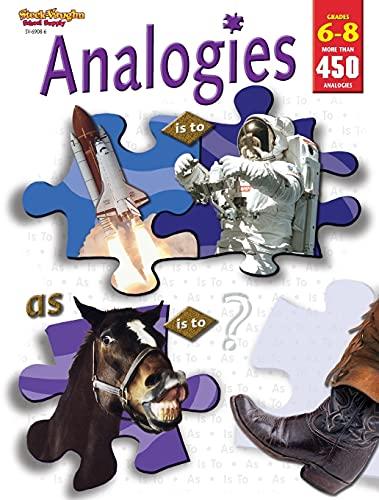 9780739869086: Analogies: Reproducible Grades 6-8