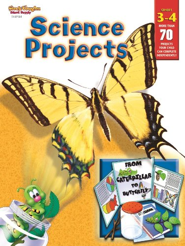 9780739869109: Science Projects: Reproducible Grade 3 - 4