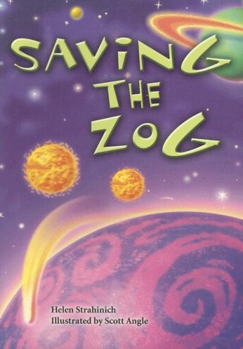 9780739869635: Saving the Zog with CDROM (Power Up!)