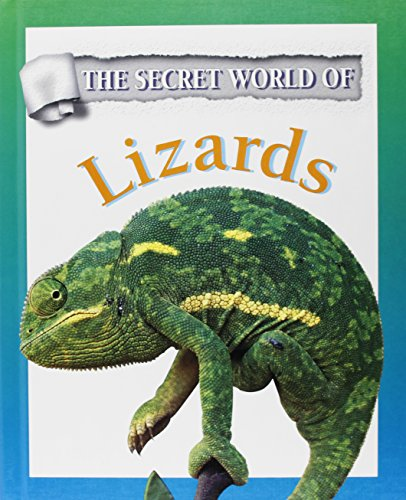 9780739870235: Lizards (The Secret World of)