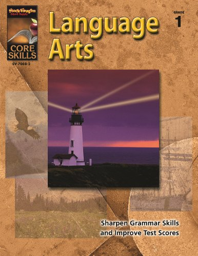 9780739870884: Core Skills: Language Arts: Reproducible Grade 1