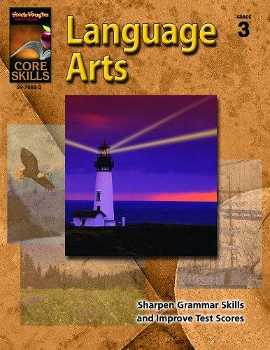 9780739870907: Core Skills: Language Arts: Reproducible Grade 3