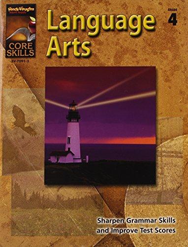 9780739870914: Core Skills: Language Arts: Reproducible Grade 4