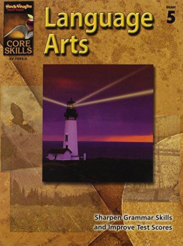 9780739870921: Core Skills: Language Arts: Reproducible Grade 5
