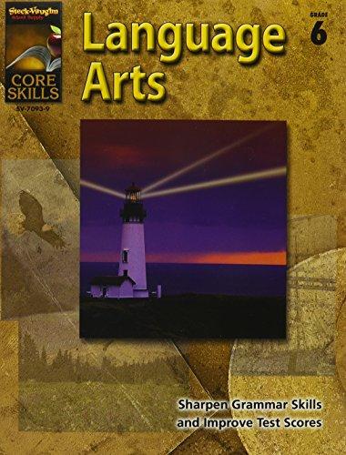 9780739870938: Core Skills: Language Arts: Reproducible Grade 6