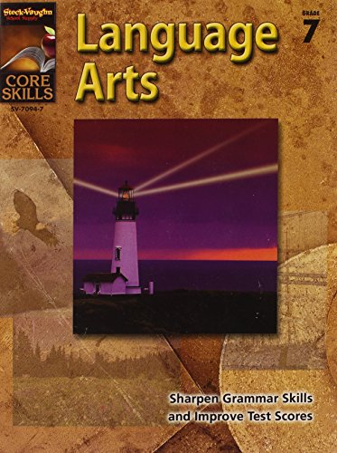 9780739870945: Core Skills: Language Arts: Reproducible Grade 7