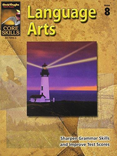 9780739870952: Core Skills: Language Arts: Reproducible Grade 8