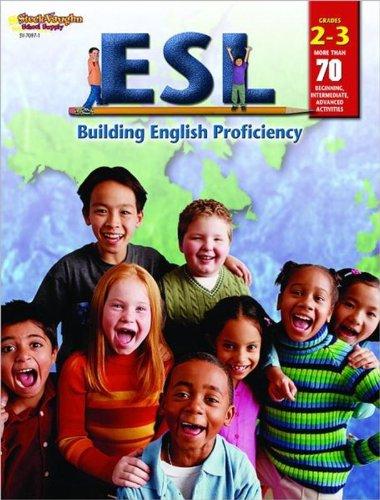 9780739870976: ESL: Building English Proficiency: Reproducible Grades 2-3