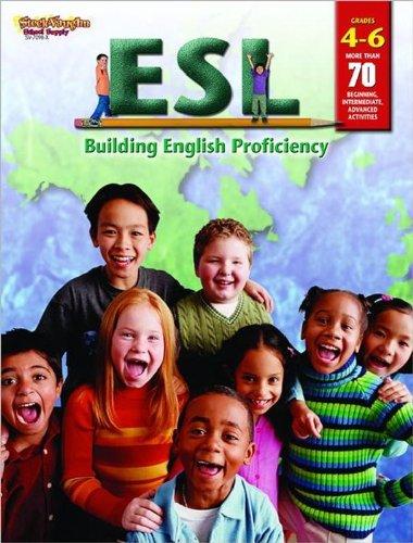 9780739870983: ESL: Building English Proficiency: Reproducible Grades 4-6 (ESL/Ell)