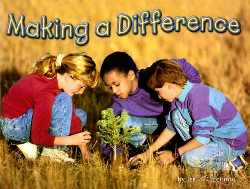 Making a Difference: Jeri S. Cipriano