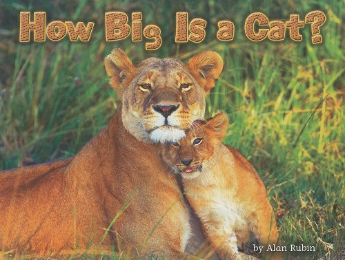 9780739876572: Steck-Vaughn Shutterbug Books: Leveled Reader How Big Is a Cat?, Math (Steck-Vaughn Shutterbug Books Leveled Reader: Math)