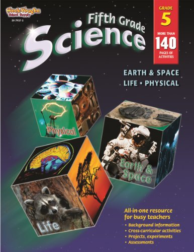 9780739879375: Science, Grade 5: Life, Physical, Earth & Space
