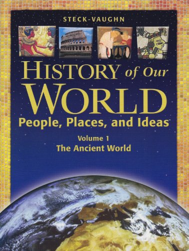 9780739879481: History of Our World: Student Book, Volume 1 The Ancient World