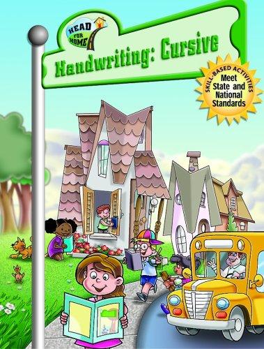 9780739885567: Steck-Vaughn Head for Home: Student Edition Grades 7-9 Handwriting: Cursive