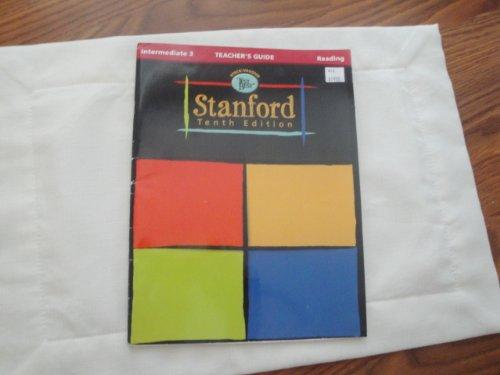 Steck-Vaughn Test Best: Teacher's Guide Grade 6 Intermediate 3, Reading 2004: STECK-VAUGHN