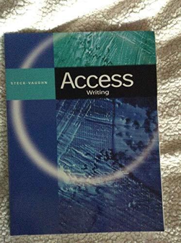 9780739889275: Access Writing (Access Print) (Steck-Vaughn ACCESS)