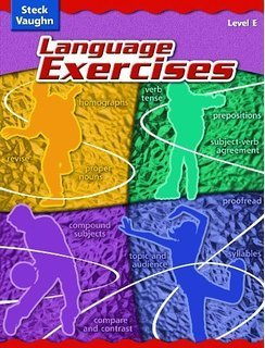 9780739891148: Steck-Vaughn Language Exercises: Student Edition Grade 2 Level B