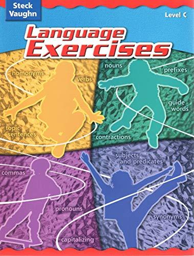 9780739891155: Language Exercises: Level C (Cr Lang Exercise 2004) (Steck-Vaughn Language Exercises)