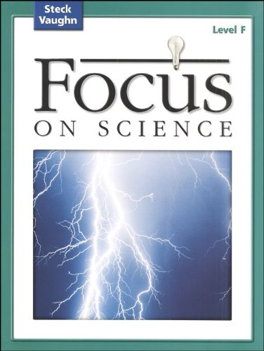 9780739891490: Focus on Science, Level F (Steck-Vaughn Focus on Science)
