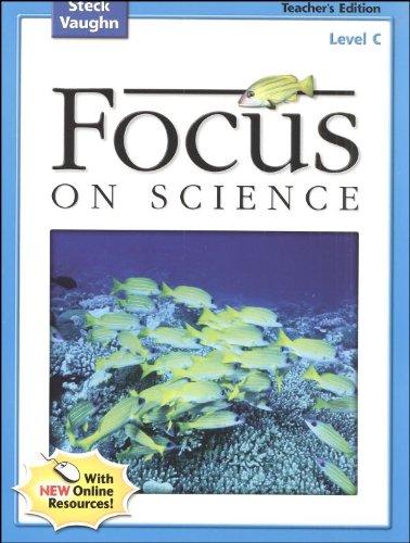 9780739891520: Focus on Science: Teacher's Guide Grade 3 - Level C 2004