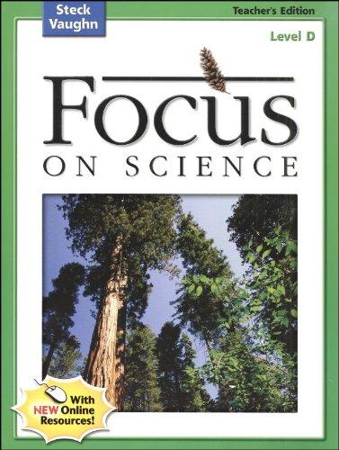 9780739891537: Focus on Science: Teacher's Guide Grade 4 - Level D 2004