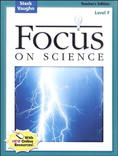 9780739891551: Focus on Science: Teacher's Guide Grade 6 - Level F 2004