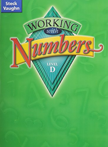 9780739891599: Working With Numbers, Level D