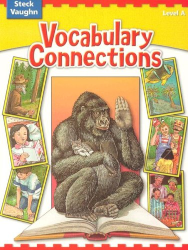 9780739891681: Steck-Vaughn Vocabulary Connections: Student Edition