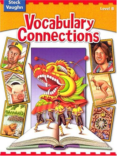 9780739891698: Steck-Vaughn Vocabulary Connections: Student Edition
