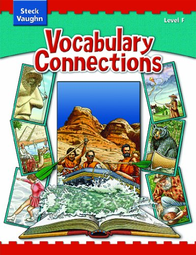 9780739891735: Steck-Vaughn Vocabulary Connections: Student Edition
