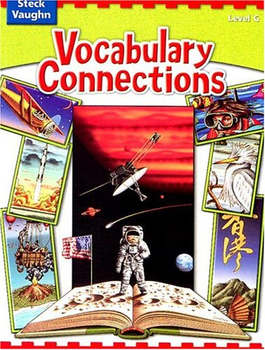 9780739891742: Steck-Vaughn Vocabulary Connections: Student Edition